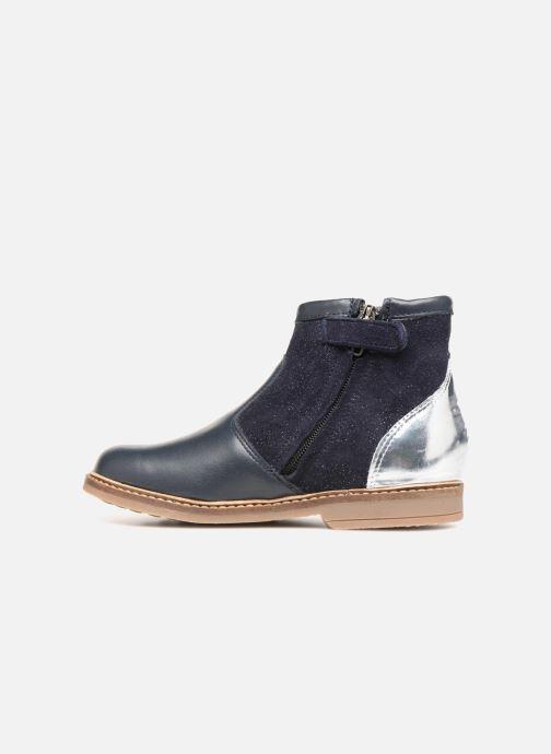 Boots en enkellaarsjes Pom d Api Retro Fix Blauw voorkant
