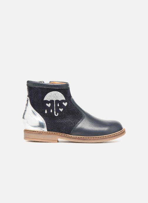 Boots en enkellaarsjes Pom d Api Retro Fix Blauw achterkant
