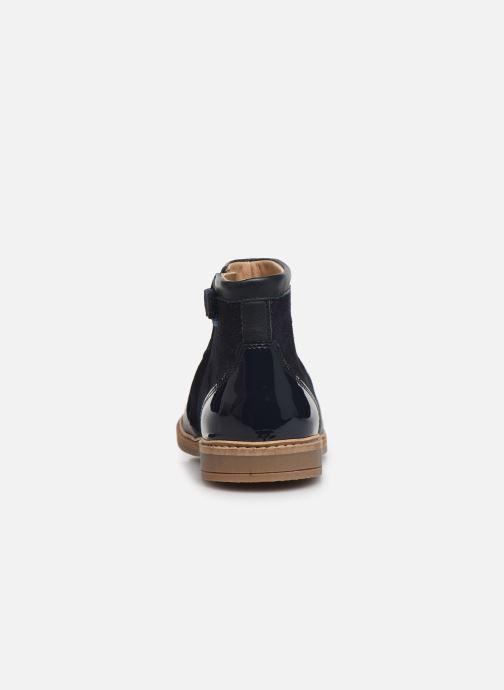 Boots en enkellaarsjes Pom d Api Retro Fix Blauw rechts