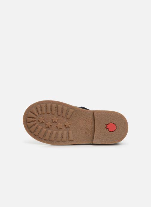 Boots en enkellaarsjes Pom d Api Retro Fix Blauw boven