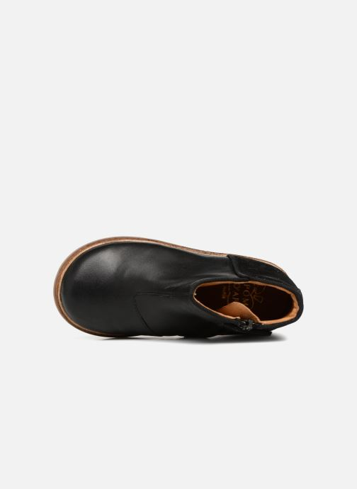 Boots en enkellaarsjes Pom d Api RETRO BACK SZ Zwart links