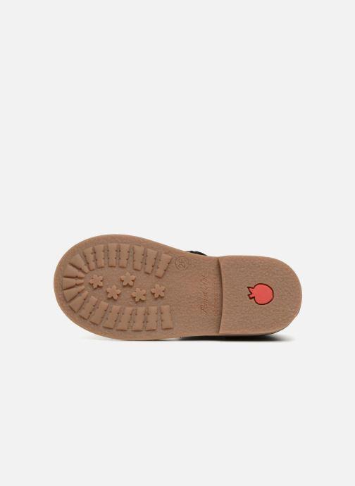 Boots en enkellaarsjes Pom d Api RETRO BACK SZ Zwart boven
