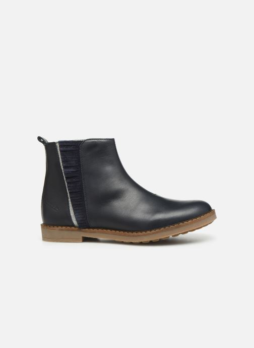 Boots en enkellaarsjes Pom d Api Trip Fringe Blauw achterkant