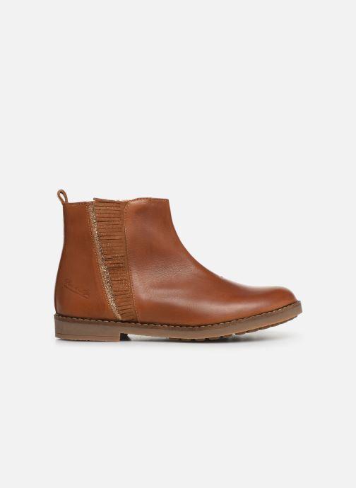 Boots en enkellaarsjes Pom d Api Trip Fringe Bruin achterkant