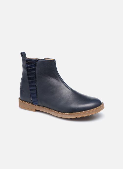 Stiefeletten & Boots Pom d Api Trip Fringe blau detaillierte ansicht/modell