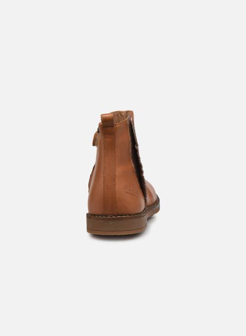 Stiefeletten & Boots Pom d Api Trip Fringe braun ansicht von rechts