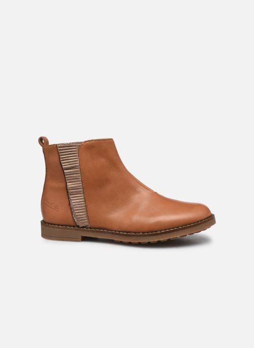 Stiefeletten & Boots Pom d Api Trip Fringe braun ansicht von hinten