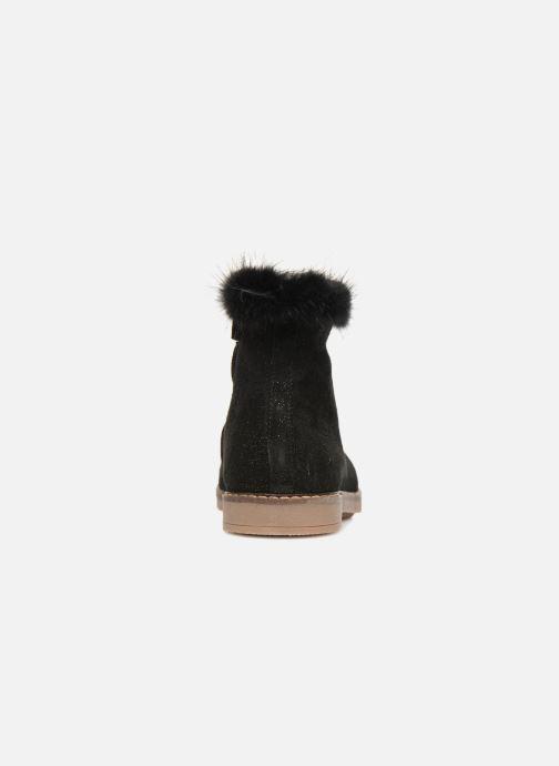 Bottines et boots Pom d Api Trip Boots Mink Noir vue droite