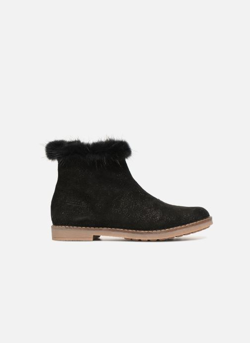 Boots en enkellaarsjes Pom d Api Trip Boots Mink Zwart achterkant