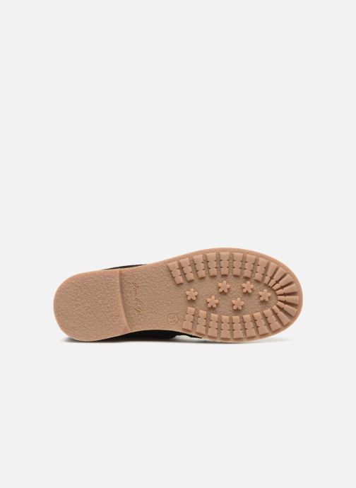 Boots en enkellaarsjes Pom d Api Trip Boots Mink Zwart boven