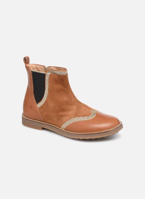 Stiefeletten & Boots Pom d Api New Trip Glitter braun detaillierte ansicht/modell