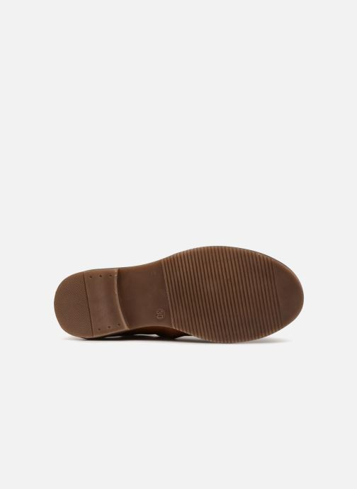 Boots en enkellaarsjes Pom d Api City Guetre Bruin boven