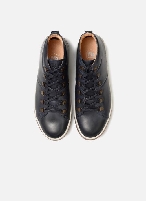 Baskets Mr SARENZA Southtake Bleu vue portées chaussures