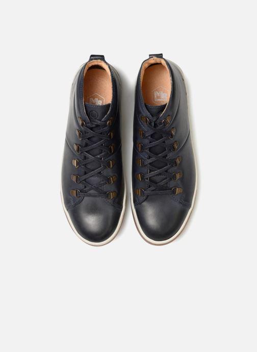 Sneakers Mr SARENZA Southtake Azzurro modello indossato