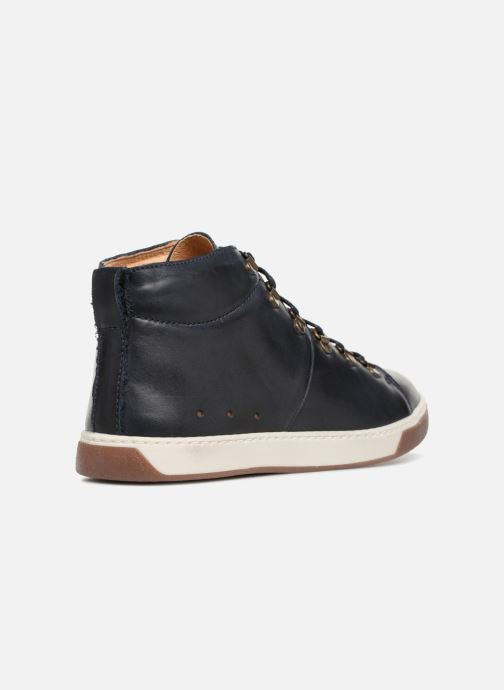 Sneakers Mr SARENZA Southtake Azzurro immagine frontale