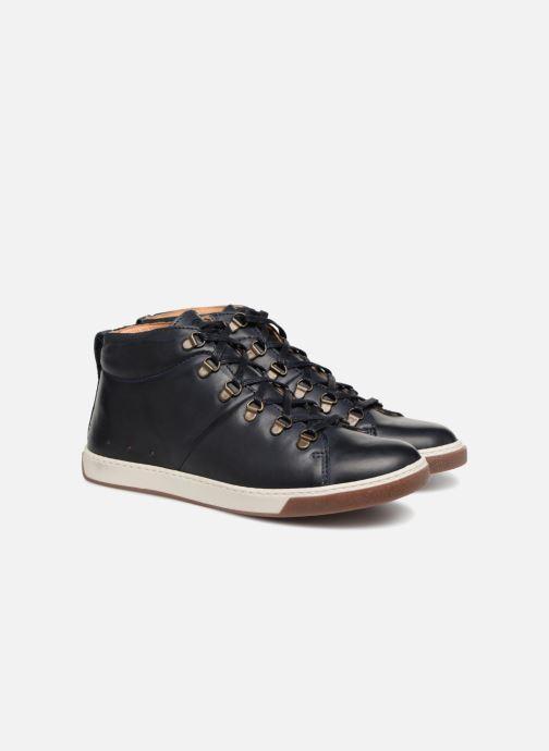 Sneakers Mr SARENZA Southtake Azzurro immagine posteriore