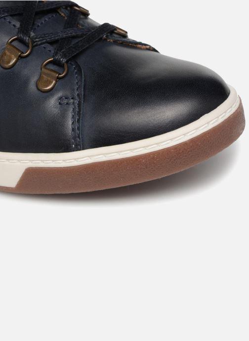 Sneakers Mr SARENZA Southtake Azzurro immagine sinistra