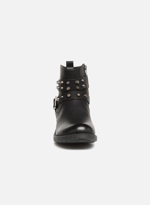 Bottines et boots Refresh 64724 Noir vue portées chaussures