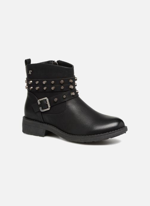 Bottines et boots Refresh 64724 Noir vue détail/paire