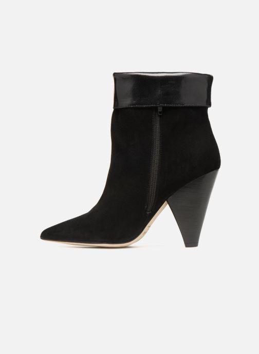Bottines et boots Jonak Volate Noir vue face