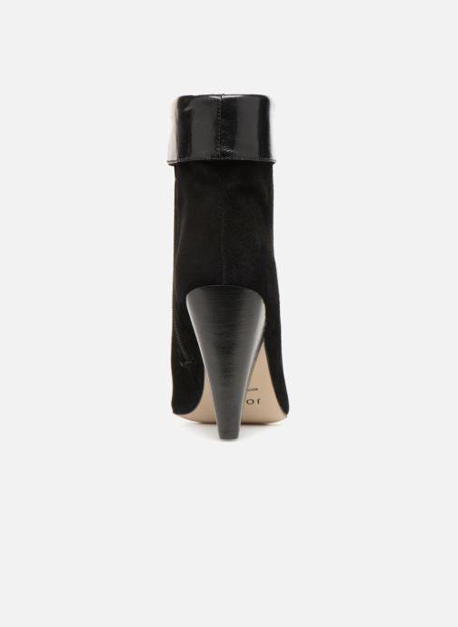 Bottines et boots Jonak Volate Noir vue droite