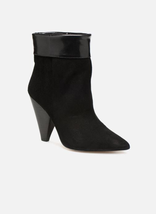 Bottines et boots Jonak Volate Noir vue détail/paire