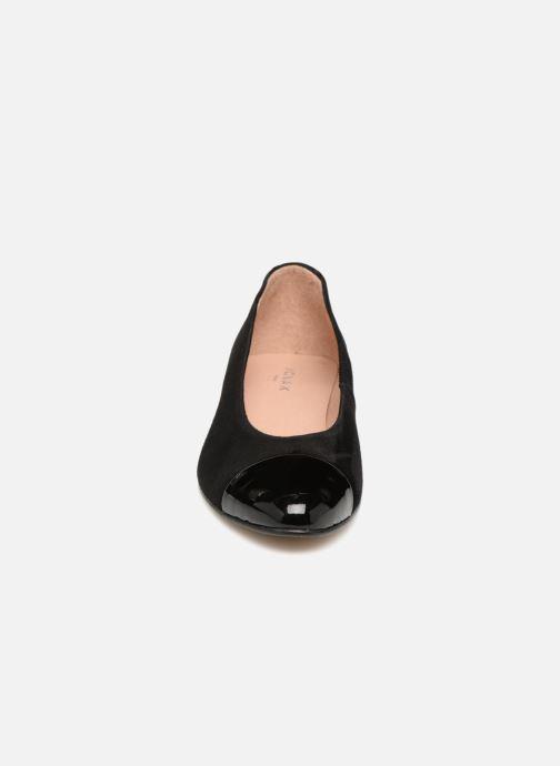 Ballerinas Jonak 3070 schwarz schuhe getragen