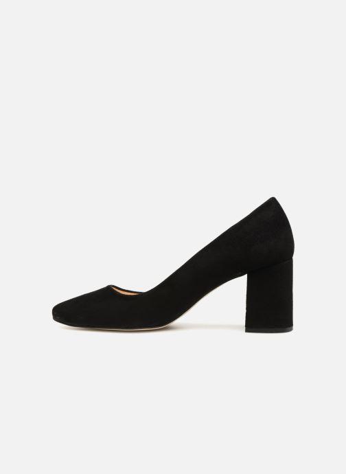High heels Jonak Vamos Black front view