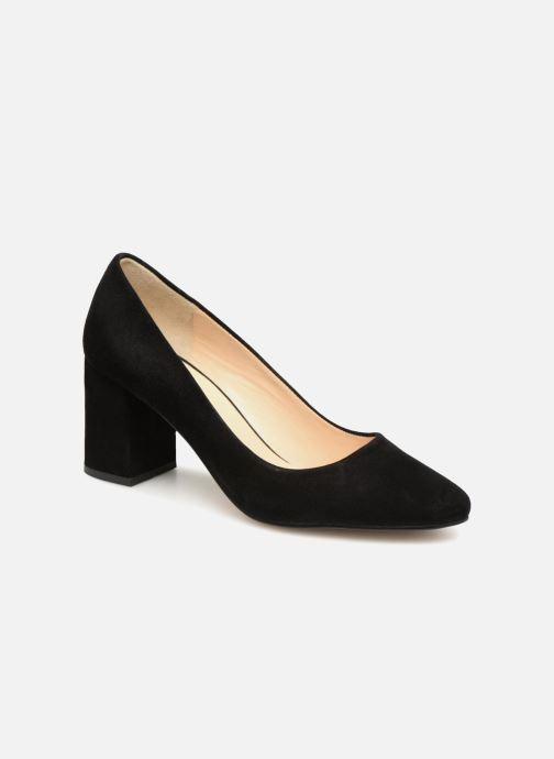 High heels Jonak Vamos Black detailed view/ Pair view