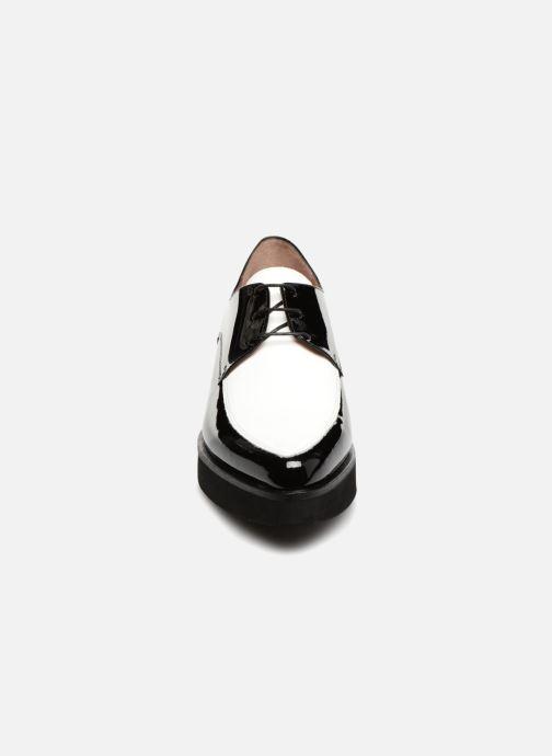 Schnürschuhe Jonak Dumbo schwarz schuhe getragen