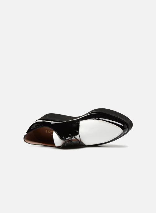 Scarpe con lacci Jonak Dumbo Nero immagine sinistra
