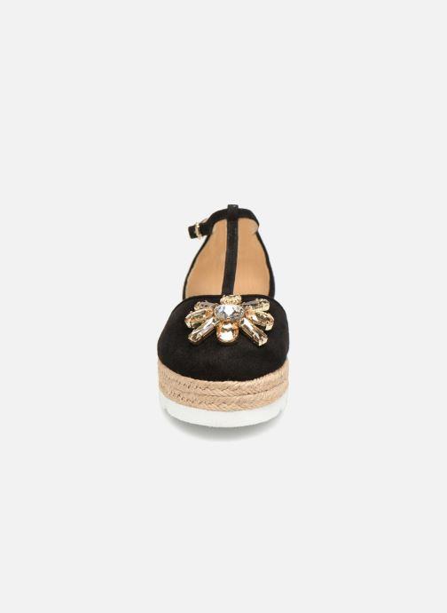 Espadrilles Apologie 40965 Noir vue portées chaussures