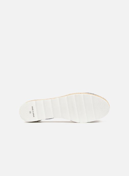 Espadrilles Apologie 40965 Blue view from above