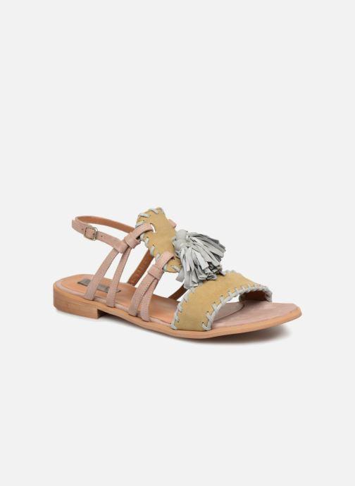 Sandales et nu-pieds Apologie 55186 Multicolore vue détail/paire