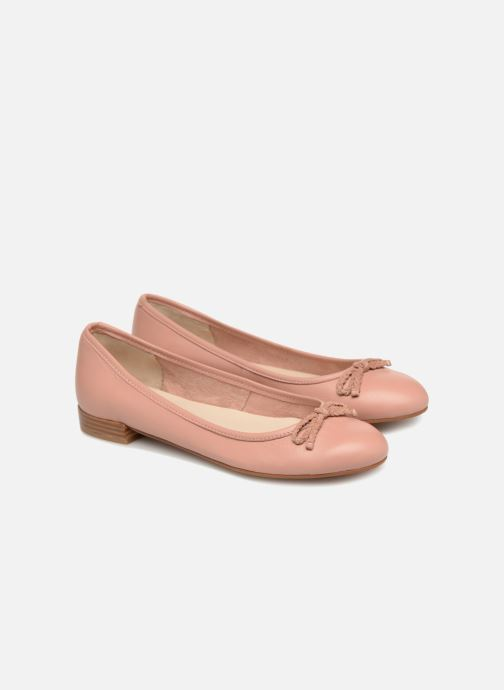 Ballerina's Apologie 60112 Roze 3/4'