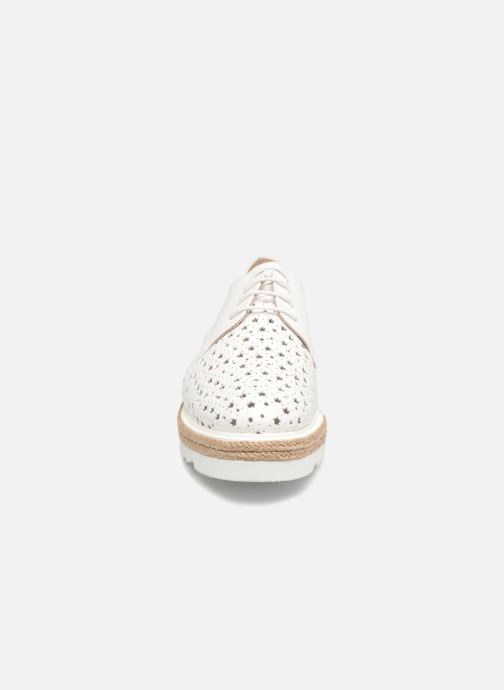 Lace-up shoes Apologie 70156 White model view