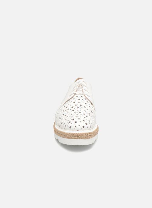 Zapatos con cordones Apologie 70156 Blanco vista del modelo