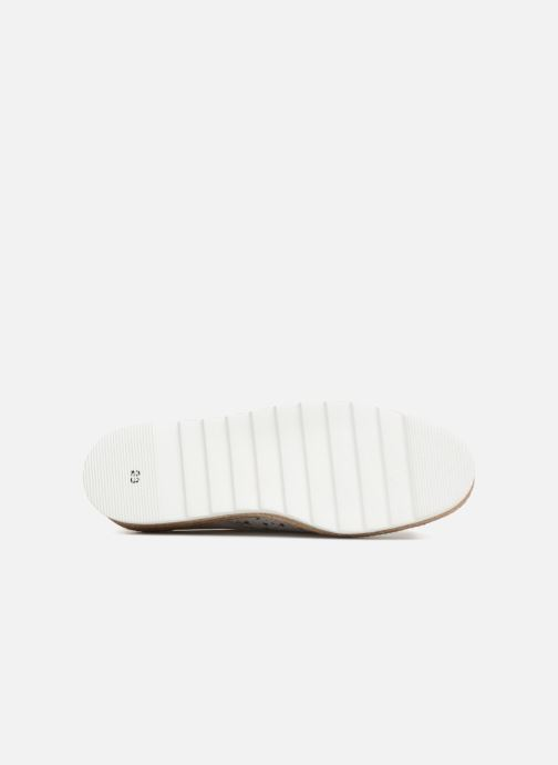 Lace-up shoes Apologie 70156 White view from above
