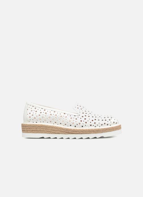 Mocasines Apologie 70158 Blanco vistra trasera