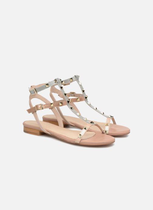 Sandales et nu-pieds Apologie 70850 Multicolore vue 3/4