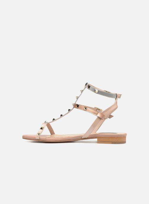 Sandales et nu-pieds Apologie 70850 Multicolore vue face