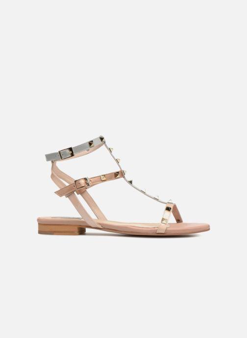 Sandales et nu-pieds Apologie 70850 Multicolore vue derrière