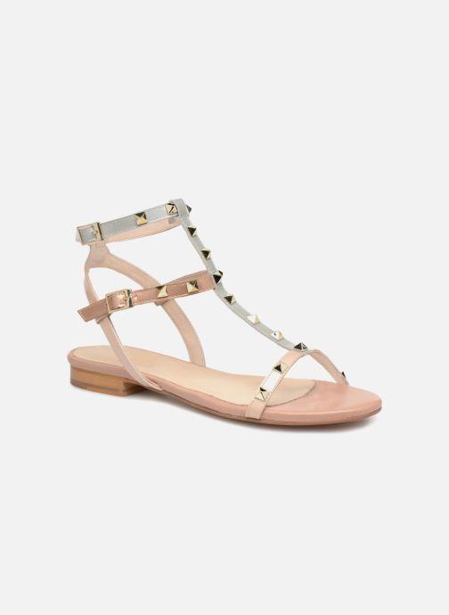 Sandales et nu-pieds Apologie 70850 Multicolore vue détail/paire