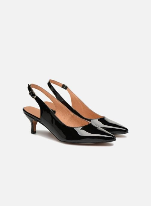 Zapatos de tacón Apologie DESTALONADO SHI Negro vista 3/4