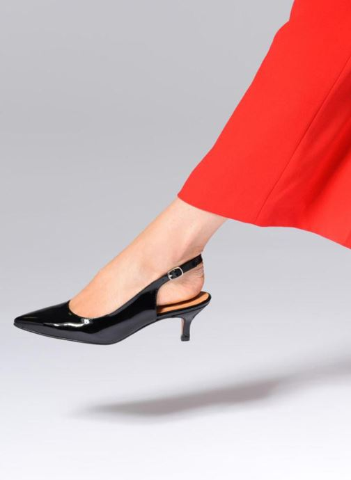 Zapatos de tacón Apologie DESTALONADO SHI Negro vista de abajo