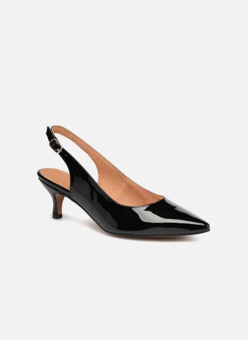 Zapatos de tacón Apologie DESTALONADO SHI Negro vista de detalle / par
