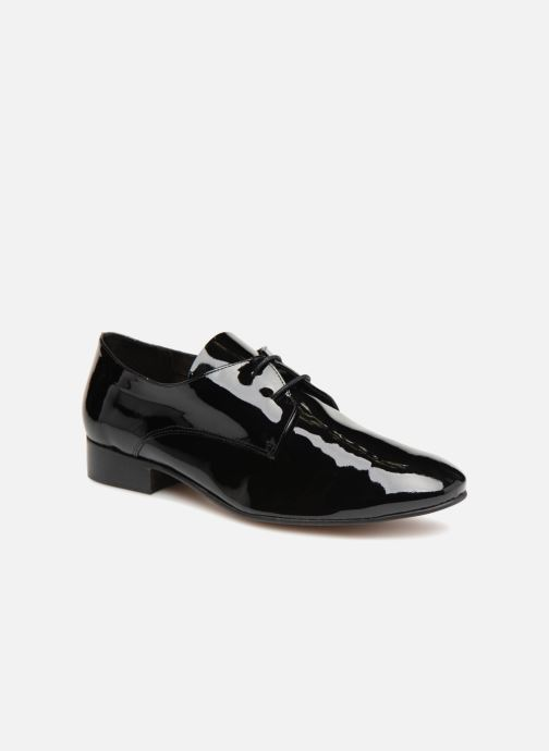 Lace-up shoes Apologie BAILARINA BED Black detailed view/ Pair view