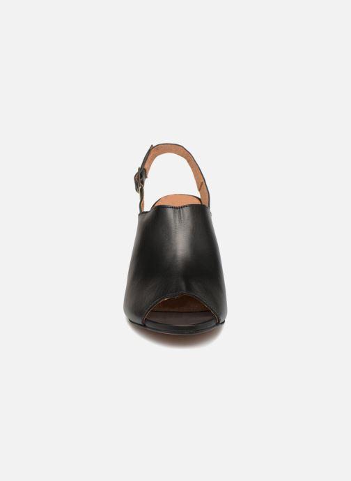 Escarpins Apologie SANDALIA LOVE Noir vue portées chaussures