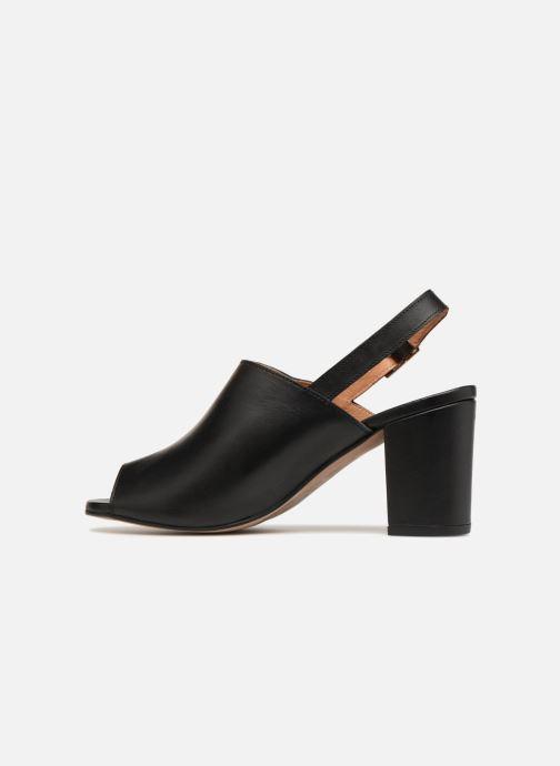 Zapatos de tacón Apologie SANDALIA LOVE Negro vista de frente