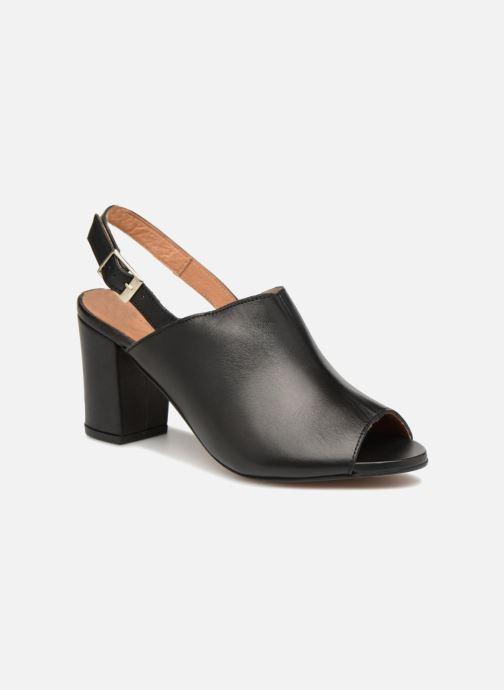 Zapatos de tacón Apologie SANDALIA LOVE Negro vista de detalle / par